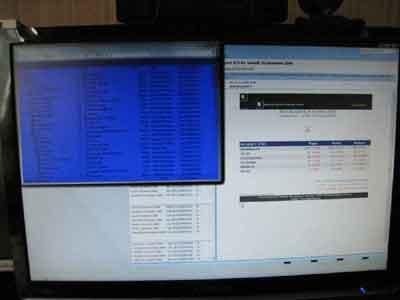 problème affichage ordinateur
